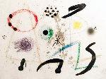 Maravillas Con Variaciones Acrosticas En El Jardin De Miro 1975 Limited Edition Print - Joan Miro