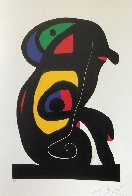 Le Brahmane 1978 HS Limited Edition Print by Joan Miro - 1