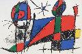 Untitled 1975  Limited Edition Print - Joan Miro