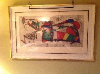 Tres Joans 1978 HS Limited Edition Print by Joan Miro - 3