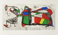 Tres Joans 1978 HS Limited Edition Print by Joan Miro - 2