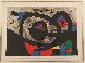 Lezard Aux Plumes D'or Frontispiece 1971 Limited Edition Print by Joan Miro - 2