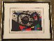 Lezard Aux Plumes D'or Frontispiece 1971 Limited Edition Print by Joan Miro - 1