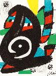 La Melodie Acide M. 1225  Limited Edition Print - Joan Miro