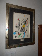 Maravillas 1975 Limited Edition Print by Joan Miro - 2
