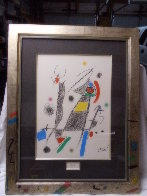 Maravillas 1975 Limited Edition Print by Joan Miro - 1