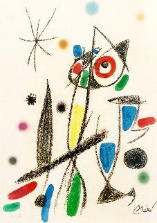 Maravillas Con Variaciones Acrosticas En El Jardín  Limited Edition Print - Joan Miro