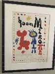 Cartel De La Exposicion AP 1948 Limited Edition Print - Joan Miro