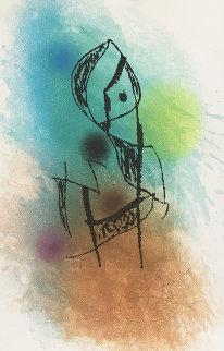La Rainette 1978 Limited Edition Print by Joan Miro