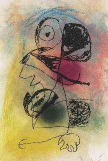 Le Souriceau 1978 Limited Edition Print - Joan Miro