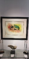 Les Scarabees 1978 HS Limited Edition Print by Joan Miro - 3