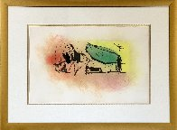 Les Scarabees 1978 HS Limited Edition Print by Joan Miro - 1