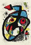 Carota 1978 Limited Edition Print - Joan Miro