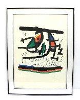 Llorens Artigas HSk Limited Edition Print by Joan Miro - 1