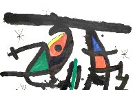Llorens Artigas HSk Limited Edition Print by Joan Miro - 2