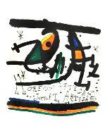Llorens Artigas HSk Limited Edition Print by Joan Miro - 0