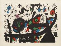 Homenatge a Joan Prats 1969 Limited Edition Print by Joan Miro - 1