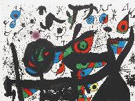 Homenatge a Joan Prats 1969 Limited Edition Print by Joan Miro - 0