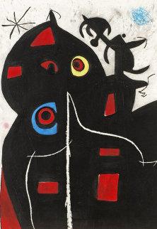 Pantagruel HS Limited Edition Print - Joan Miro