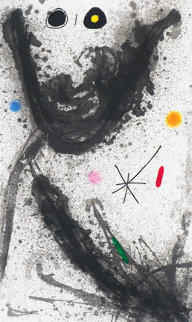 Le Puisatier 1969   Limited Edition Print - Joan Miro