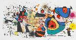 Ceramiques 1986 Limited Edition Print - Joan Miro