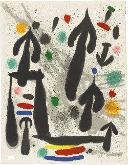 Perseides IV 1970 Limited Edition Print - Joan Miro