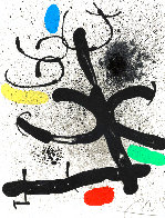 Cahier D'ombres 1971 HS Limited Edition Print by Joan Miro - 0