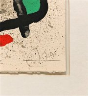 Cahier D'ombres 1971 HS Limited Edition Print by Joan Miro - 2