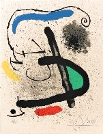 Cahier D'ombres 1971 HS Limited Edition Print by Joan Miro - 3