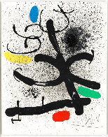 Cahier D'ombres 1971 HS Limited Edition Print by Joan Miro - 1