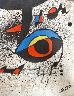 United Nations Peace Keeping Operations 1980 Limited Edition Print by Joan Miro - 1
