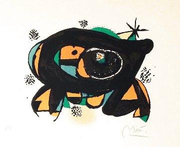 Revolution HS Limited Edition Print - Joan Miro