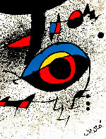 United Nations Peace Keeping Operations 1980 Limited Edition Print by Joan Miro - 0