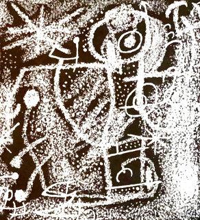 Les Essencies De La Terra 1968 HS Limited Edition Print - Joan Miro