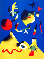 l'air 1937 Limited Edition Print by Joan Miro - 1
