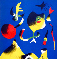 l'air 1937 Limited Edition Print by Joan Miro - 2