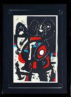 Metamorphose Limited Edition Print by Joan Miro - 1