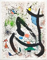 Seers IV (Les Voyants) 1970 HS Limited Edition Print by Joan Miro - 1