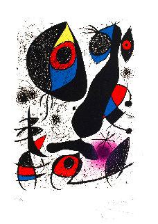 Miro a L'encre 1972 HS Limited Edition Print - Joan Miro