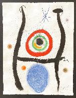 Le Bleue De La Cible 1974 HS Limited Edition Print by Joan Miro - 1