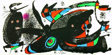 Escultor Suite: Great Britain 1974 Limited Edition Print - Joan Miro