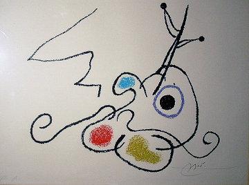 Ubu Aux Baleares EA  1971 Limited Edition Print - Joan Miro