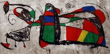 Tres Joan 1978 Limited Edition Print - Joan Miro