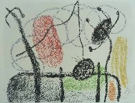 Plate Xix, From: Album 21, 1978 HS Limited Edition Print by Joan Miro - 1