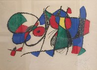 Lithograph VIII Volume II 1975 HS Limited Edition Print by Joan Miro - 2