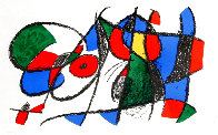 Lithograph VIII Volume II 1975 HS Limited Edition Print by Joan Miro - 0