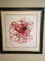 Beats (M. 568) 1968 Heart HS Limited Edition Print by Joan Miro - 1