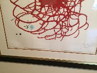 Beats (M. 568) 1968 Heart HS Limited Edition Print by Joan Miro - 2