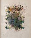 Constellations I 1959 Limited Edition Print - Joan Miro