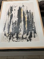 Untitled Lithograph Limited Edition Print by Joan Mitchell - 1
